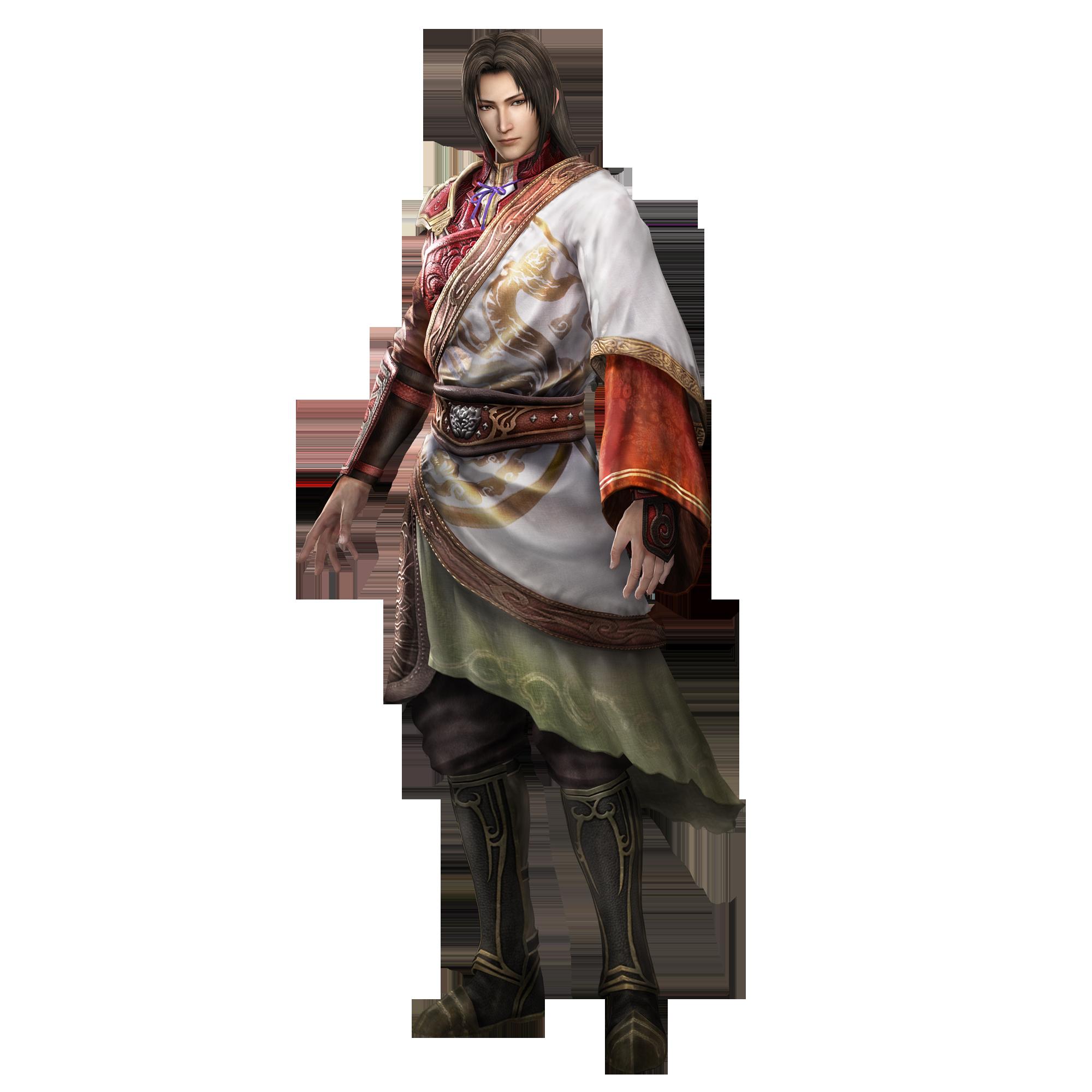 Dynasty Warriors 8 render  Zhou Yu Dynasty Warriors 8
