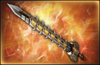 Flaming Sword - 4th Weapon (DW8)