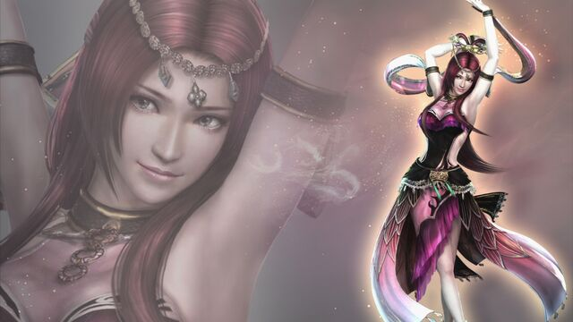File:Diaochan Wallpaper (WO3 DLC).jpg