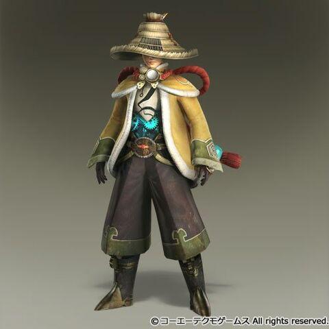 File:Male Tokitsugu Costume (TKD2 DLC).jpg