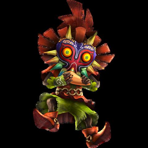 File:Skull Kid Ocarina - HW.png