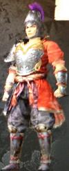 Foriegn-Style Zunari (Kessen III)