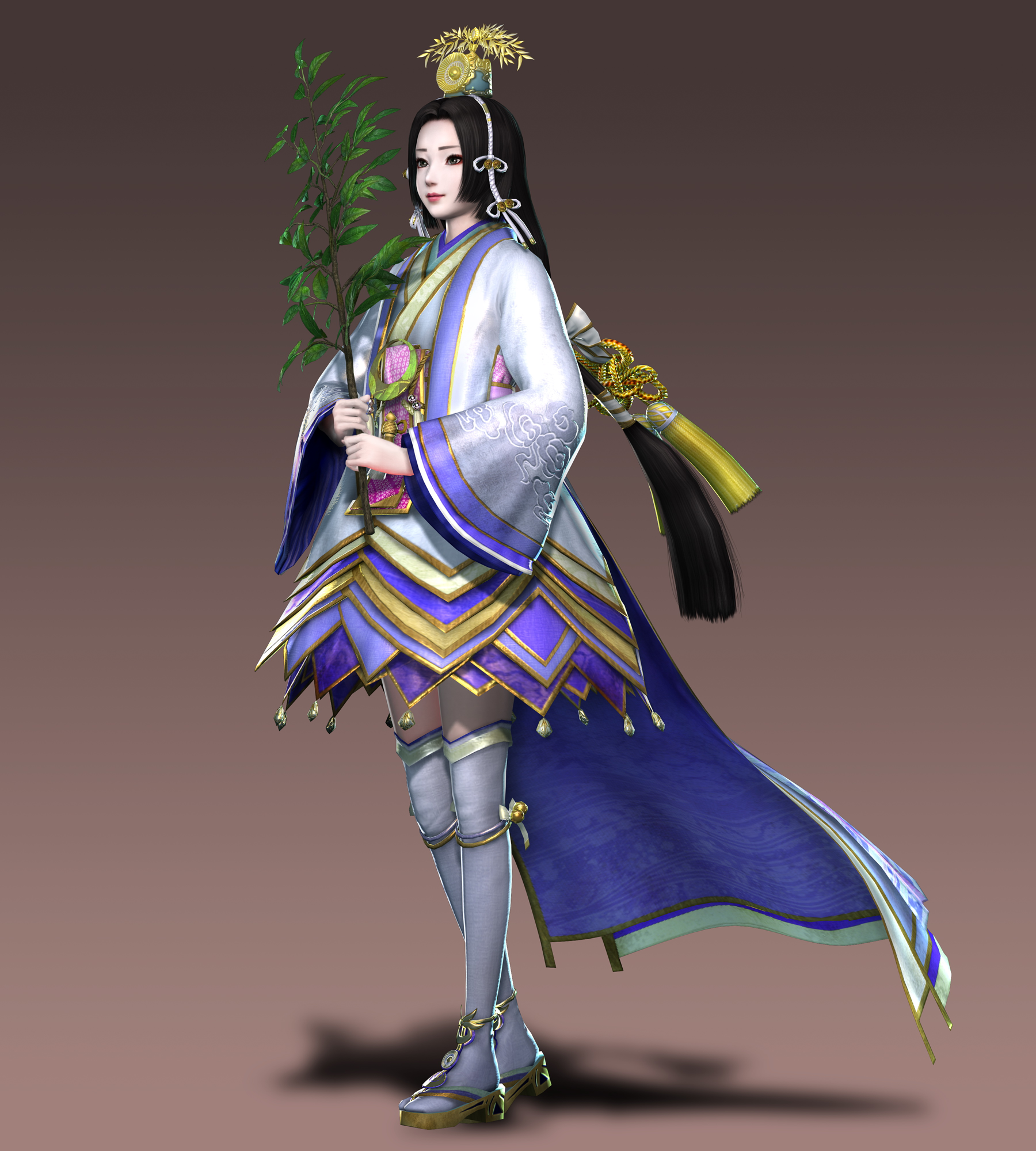 Warriors Orochi Ares 4