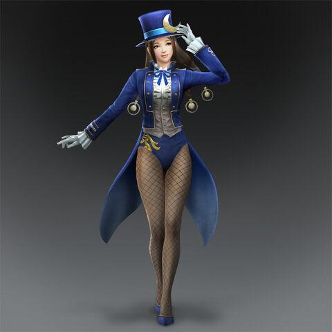 File:Cai Wenji Job Costume (DW8 DLC).jpg