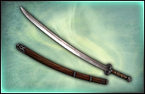 Curved Blade - 2nd Weapon (DW8)