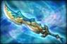 Mystic Weapon - Xiahou Dun (WO3U)