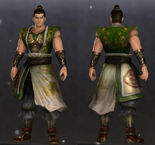 Costume Set 12 - Male (DW7E DLC)