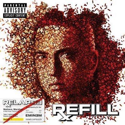 Relapse: Refill | Eminem Wiki | Fandom powered by Wikia