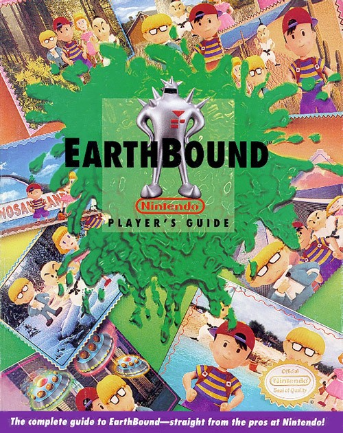 STARMEN.NET - MOTHER 2 / EarthBound FAQs, Guides, and Maps