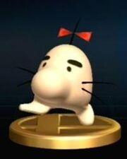 Mr. Saturn Trophy SSBB