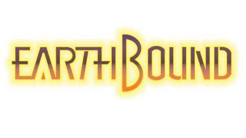 earthbound battle against a machine