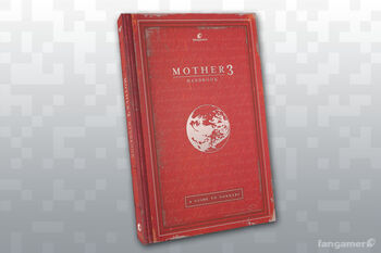 MOTHER 3 Handbook cover