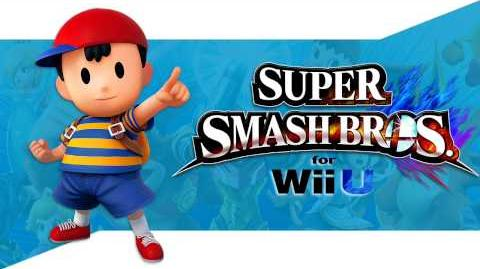 Snowman - Super Smash Bros. for Wii U -OST-