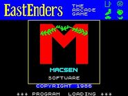 EastEnders Arcade Game - Loading Screen (1987)