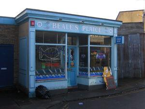Beale's Plaice (2004)