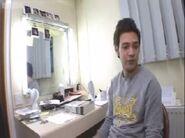Matt Di Angelo Dressing Room
