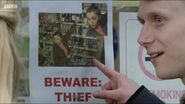 Louise Mitchell Thief Poster (22 April 2016)