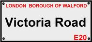 Victoria Road, Walford