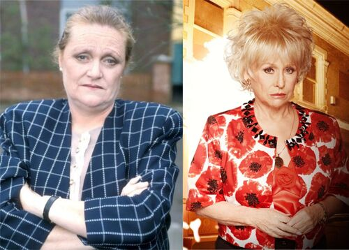 Peggy Mitchell Recasts