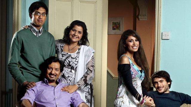Masood Family