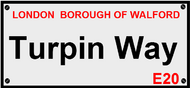 Turpin Way, Walford