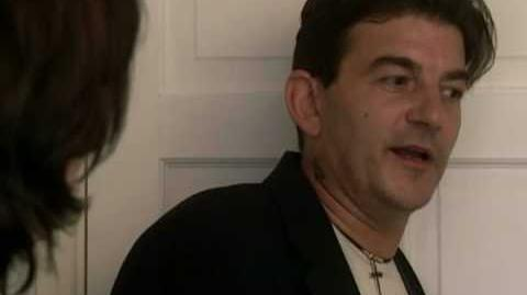 Nick Cotton returns to The Square Runaway Father and Son - EastEnders - BBC drama