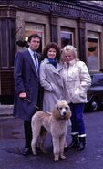 Den Watts and Angie Watts and Sharon Watts and Roly