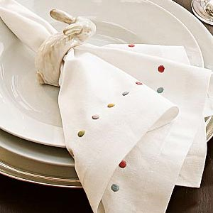 Painted-napkins-craft