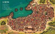 Korth Map