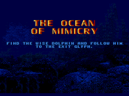 Ocean of mimicry