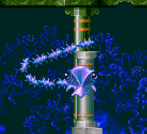 Atlantis-worm