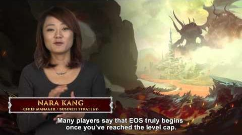 """Echo Of Soul - Developer Interview """"The New MMO experience"""""""