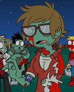 Polisbill as a zombeh