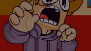 Trick or Threat - Matt screaming