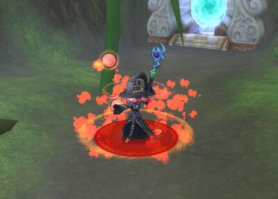 Hellfire magician full