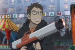 KoE Naomoto Flamethrower