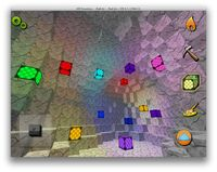 Colored light blocks