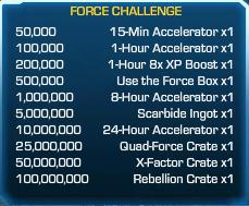Force Challenge 36