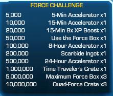 Force Challenge 11