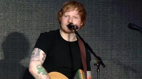 Ed Sheeran - The A Team (Summertime Ball 2014)