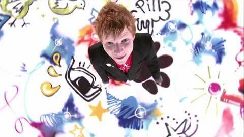 Open your ears ed sheeran wiki fandom powered by wikia - Ed sheeran give me love live room ...