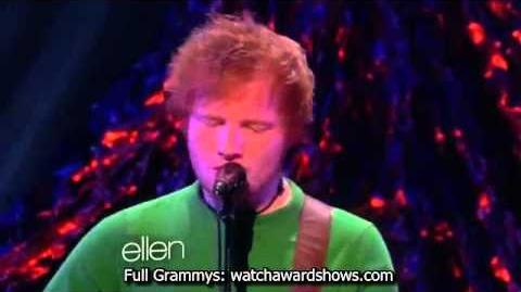 Ed Sheeran - The A Team