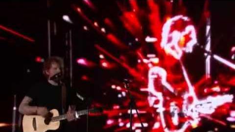 Ed Sheeran - Bloodstream (Billboard Music Awards 2015)