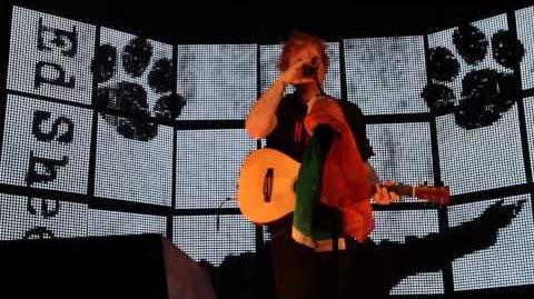 Ed Sheeran UK & Ireland 2012 Tour Diary
