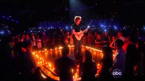 The 2013 Billboard Music Awards - Ed Sheeran - Lego House