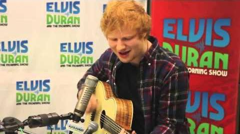 Ed Sheeran - Drunk In Love by Beyonce (Cover)