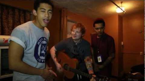 Ed Sheeran US Tour Diary 2013 (Part 3)