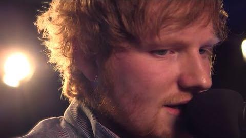 Ed Sheeran - She Looks So Perfect (5SOS Cover) (Capital FM Sessions)
