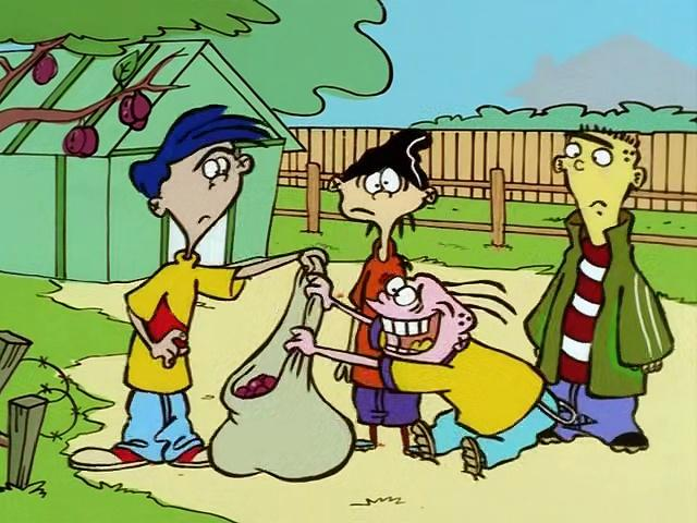 Ed, Edd, 'n' Eddy - Who, What, Where, Ed!; Keeping Up With The Eds (S1E8)