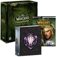 WowCollectors edition w strategy guide